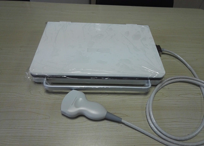 B/W Ultrasound Medical Equipment  & 2D Portable Ultrasound Machine White Color