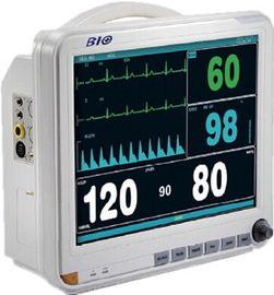 Wielu parametrów monitora pacjenta